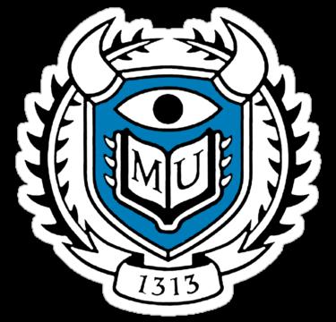 Monsters University School Logo   www.pixshark.com ...