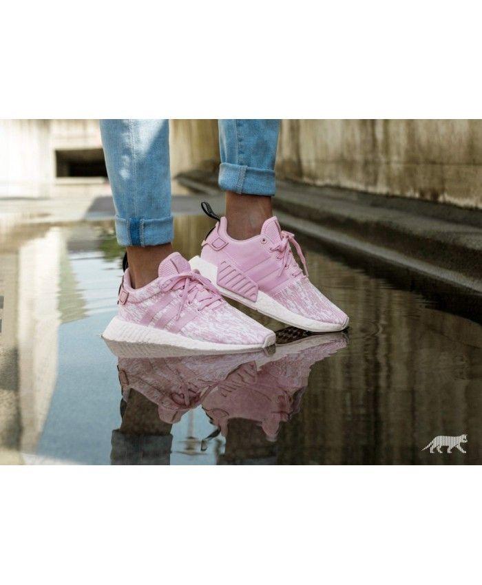 8c6847988ffd6d Adidas Nmd R2 W Wonder Pink Core Black Sale