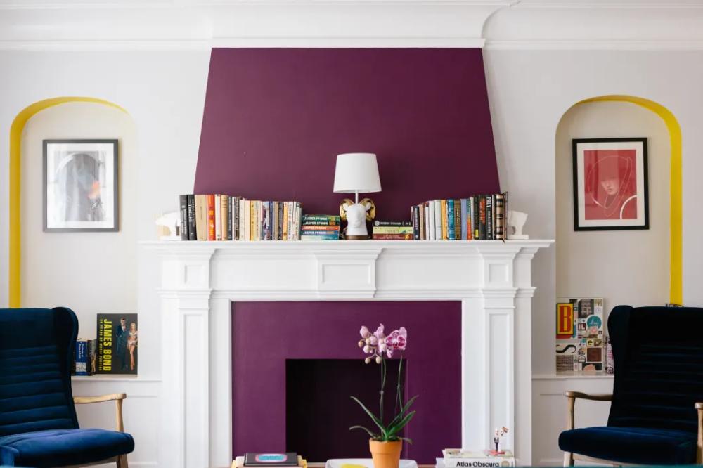 Photo of 6 stilige måter å vise bøkene på hvis du har tom for hylleplass