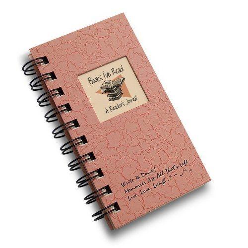 Book Journal – Books I've Read – Mini – Coral Cover