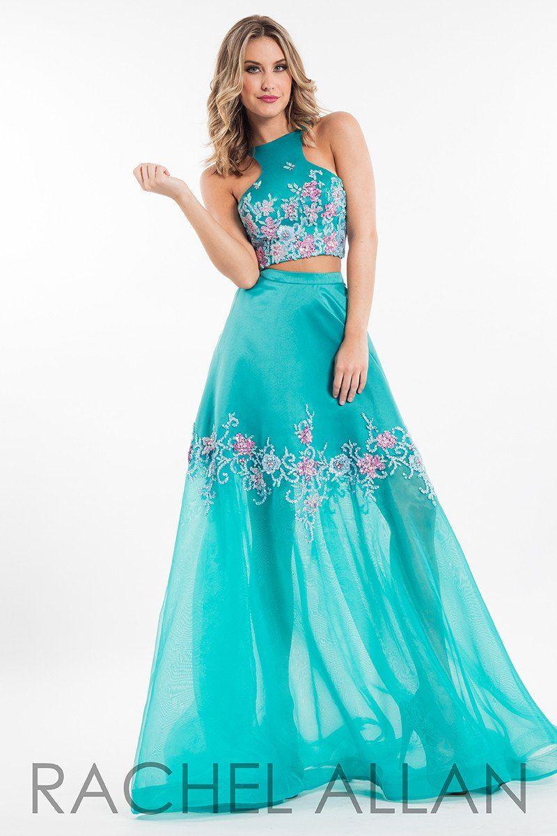 Rachel Allan 7608 Jade Prom Dress | Products