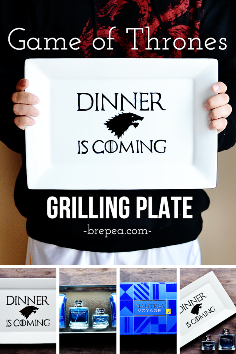 DIY Game of Thrones Grilling Plate | Diy games, Fans and Gaming