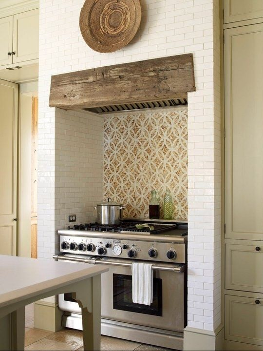 Address to impress the hearth your kitchen 39 s central for Italian kitchen hood