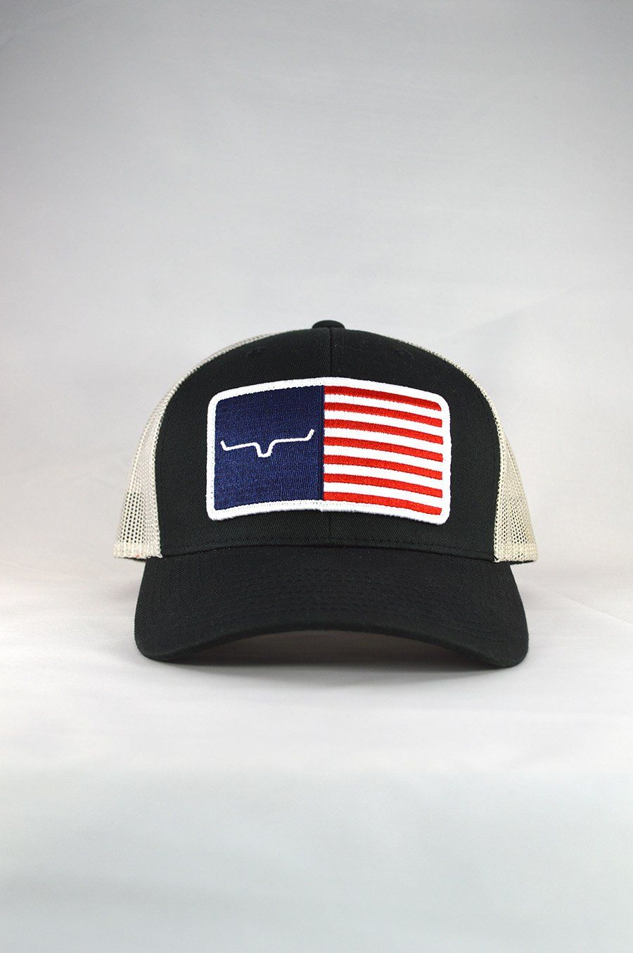 b6a9056c981d4 American Trucker | Products | Kimes ranch, American flag patch, Cap