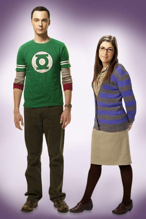 Costume ideas sheldon and amy Sheldon Cooper