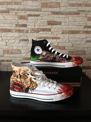 476391f2ab2d I need!!!!! The Walking Dead Converse