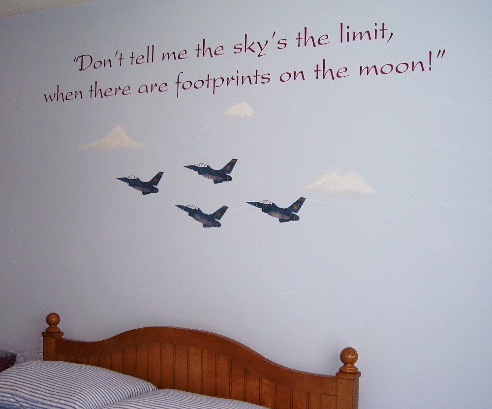 Bedroom Stencil Ideas. jet bedroom  ann y jets stencil with one time use custom in a