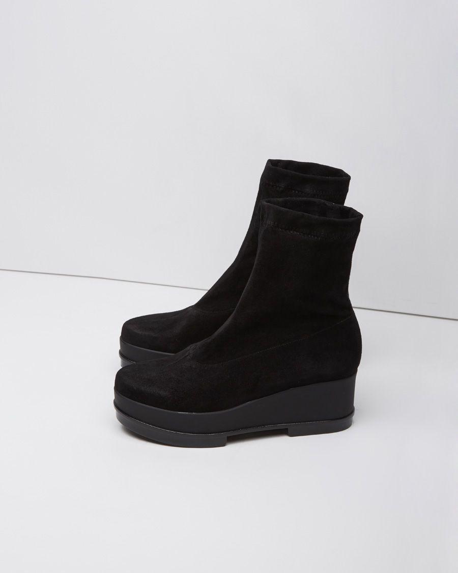 robert clergerie stretch boots