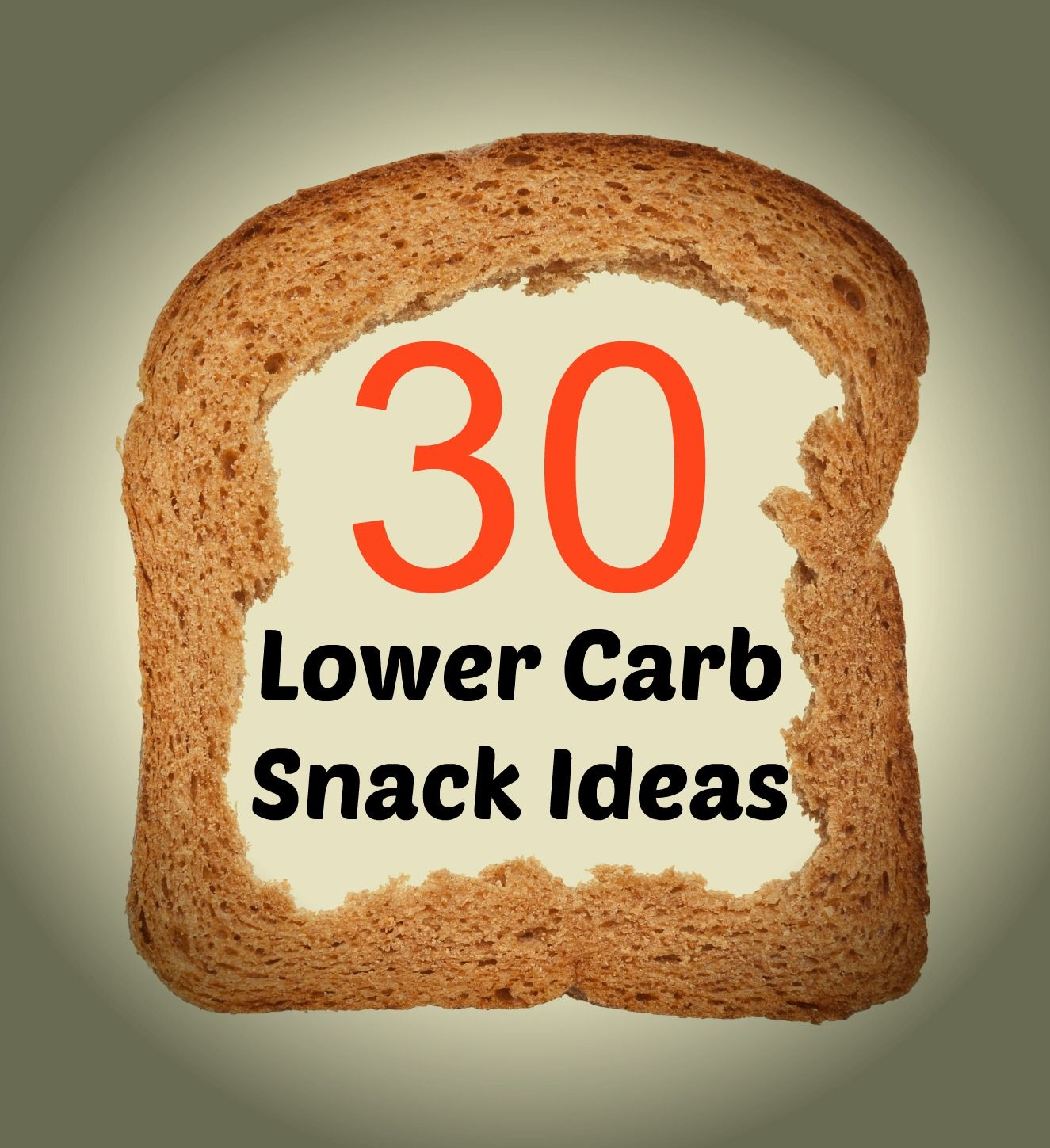 30 Lower Carb Snack Ideas Healthy snacks for diabetics