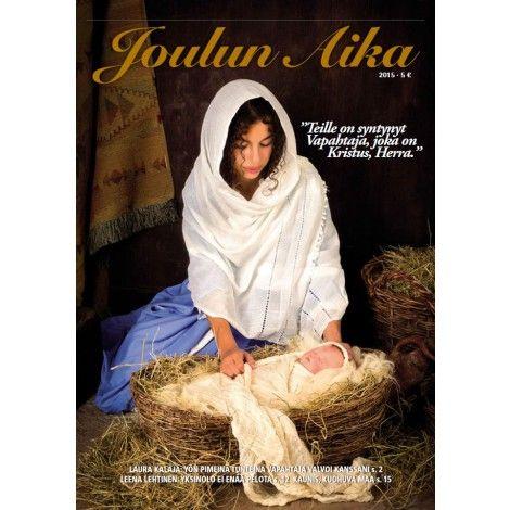 Antamalla ystävälle lahjaksi Joulun Aika -lehden, antaa samalla parhainta mitä on tarjolla, eli hyvän uutisen Jumalan rakkaudesta. Lehden myynnistä saatu tuotto käytetään lähetystyöhön Kansanlähetyksen ulkomaisilla työalueilla.