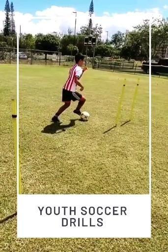 Ballmastery Soccer Drills