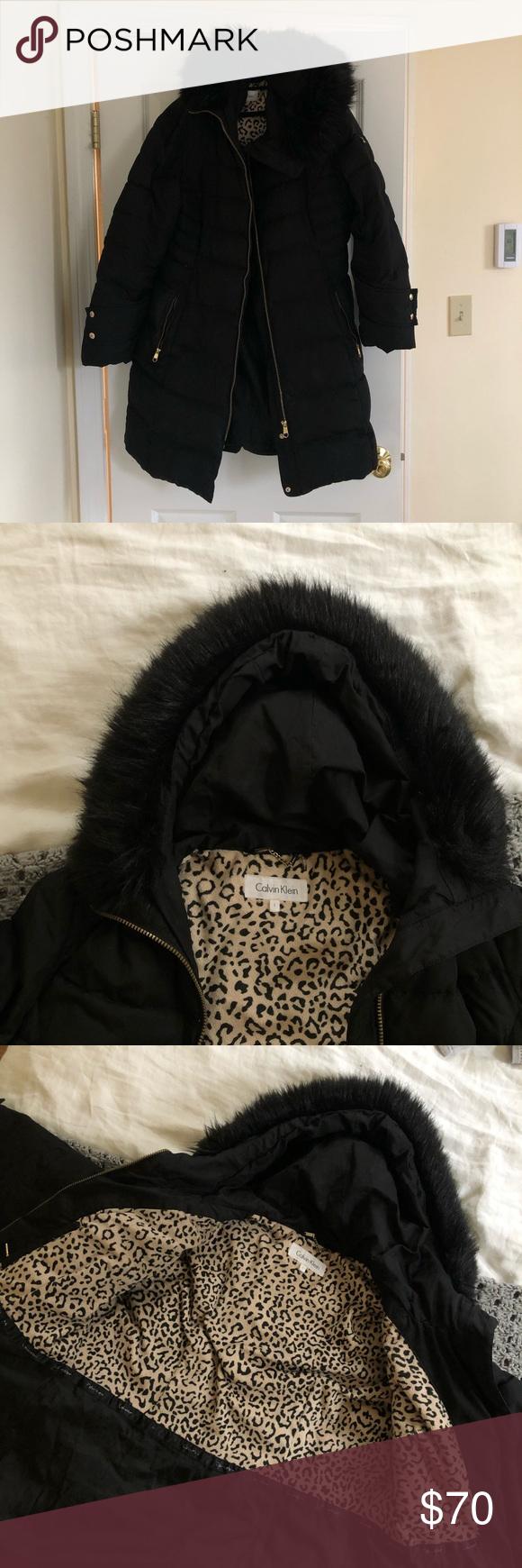 Calvin Klein Down Puffer Winter Coat Winter Coat Calvin Klein Calvin [ 1740 x 580 Pixel ]
