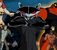 Black Manta Dc Comics Wallpaper Marvel Images Black Manta