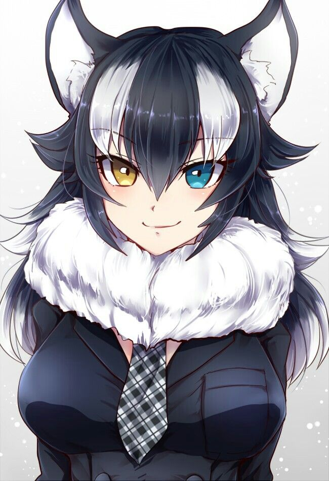 Coffe aleat rio - Wolf girl anime pictures ...