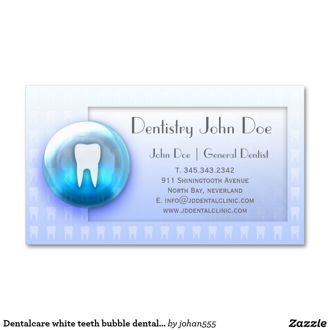 Dentist business card template choice image templates example dentalcare white teeth bubble dental business card dental dentalcare white teeth bubble dental business card alramifo reheart Image collections