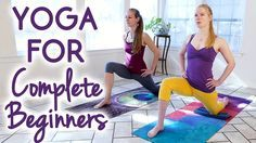 Yoga for Complete Beginners to Improve Flexibility 25