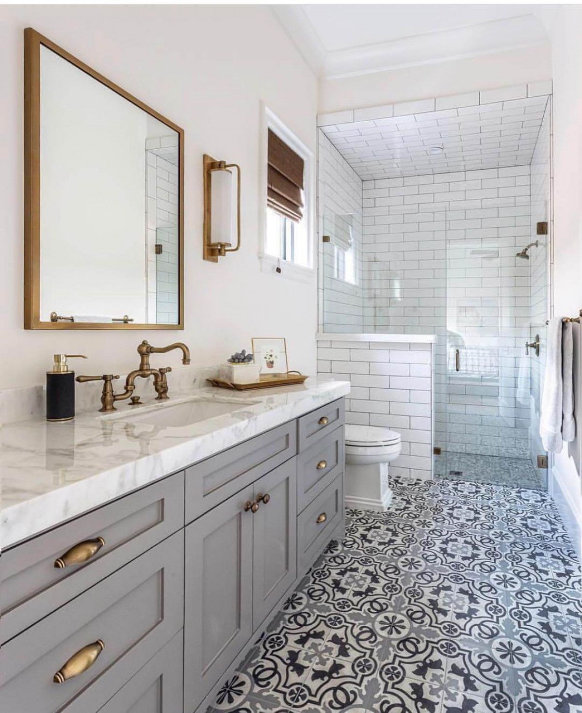 Small Bathroomdesign Ideas: 10 Inspirational Walk In Showers For Small Bathrooms