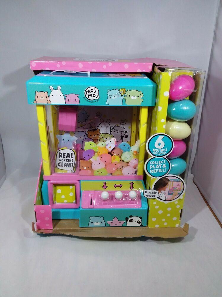 Moj Moj Claw Machine Playset #MojMoj | Claw machine ...