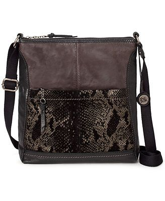The Sak Handbag, Iris Leather Crossbody Bag