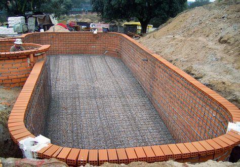 Piscinas de hormig n complementos piscinas garz n 651 for Presupuesto de hormigon