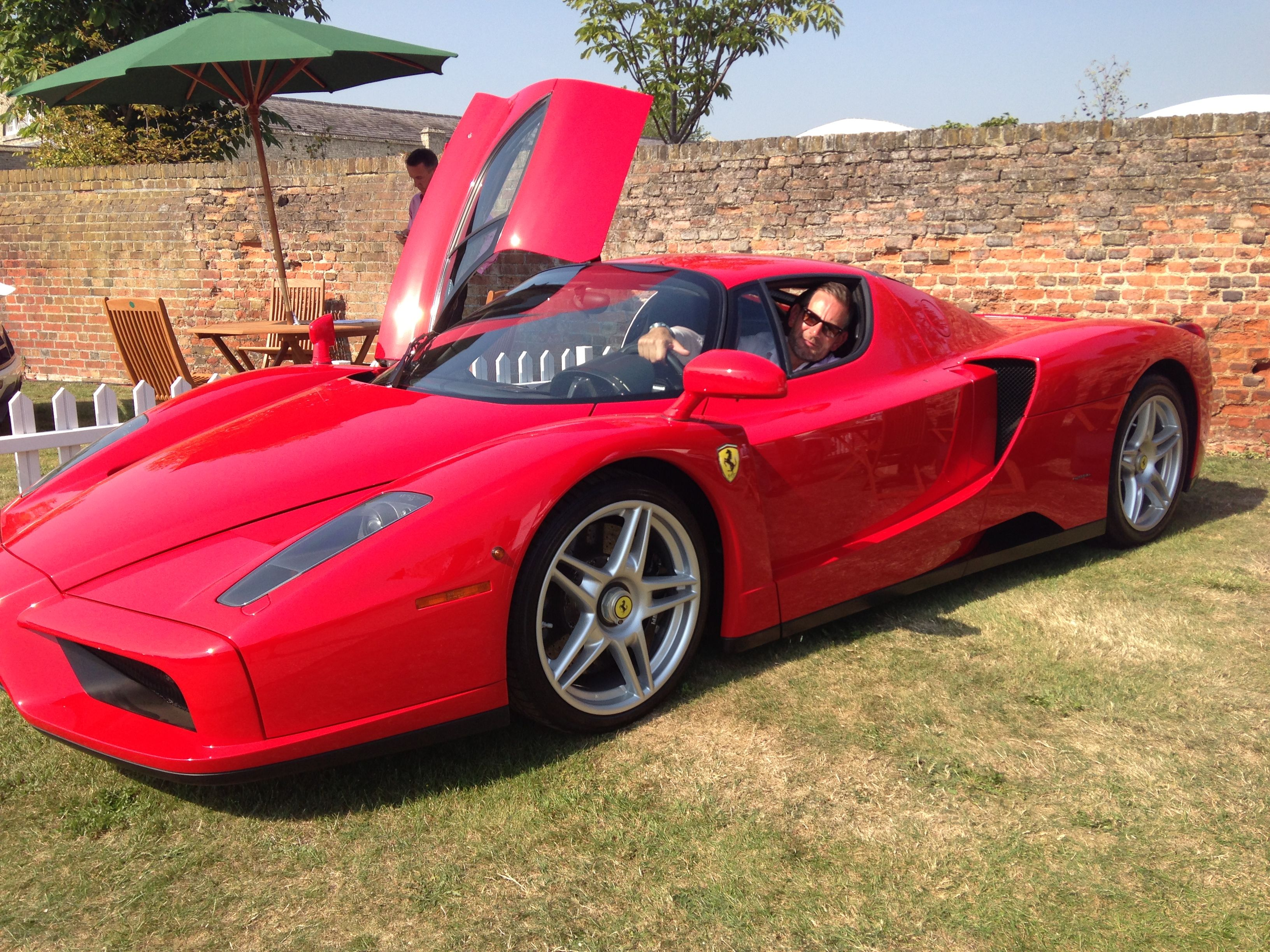 Enzo time...