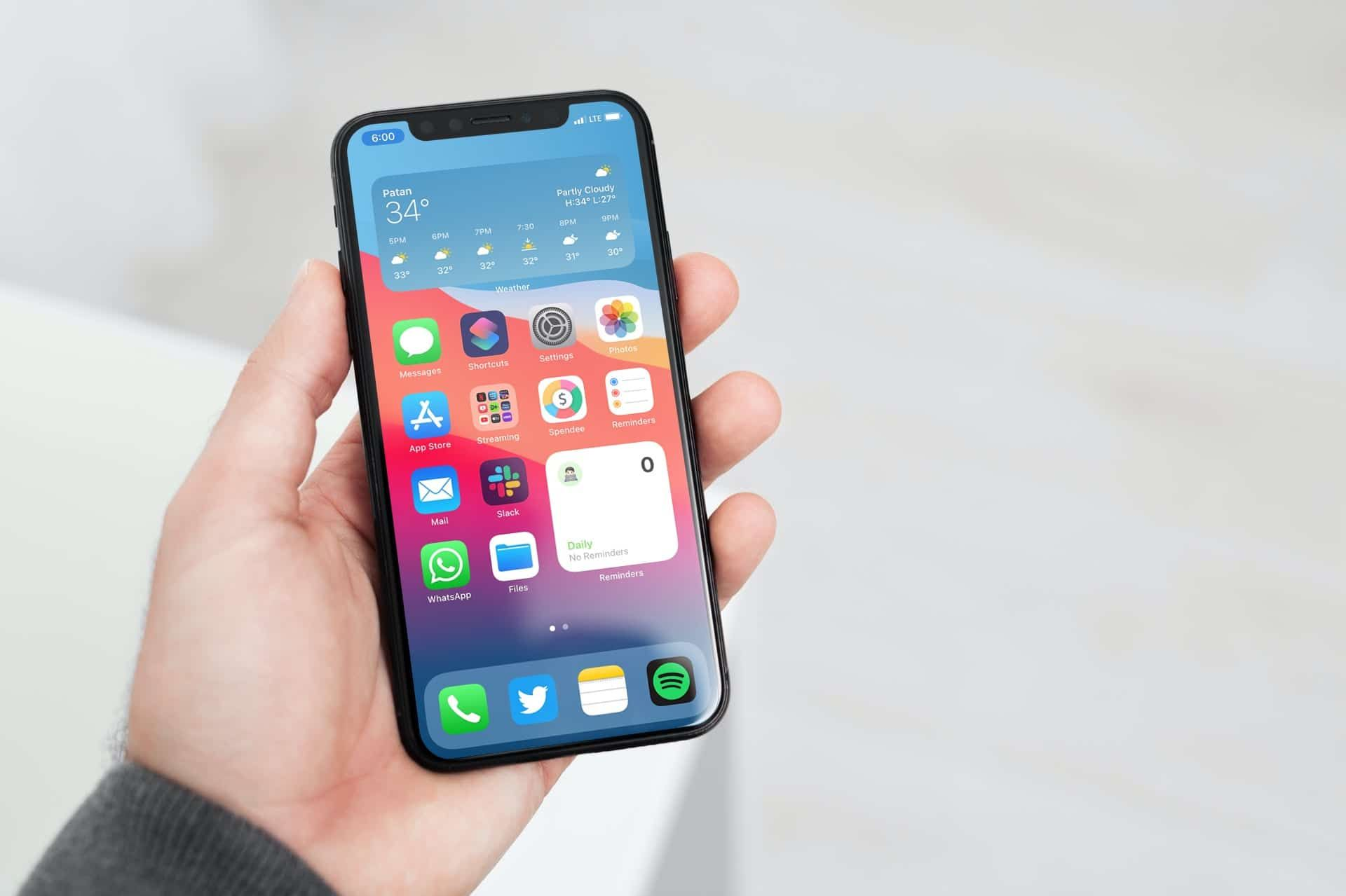 Ios 14 How To Add Remove And Customize Widgets On Iphone Iphone Homescreen Iphone Iphone Organization
