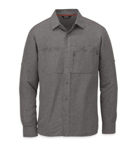 Men's Wayward L/S Shirt™ - Mountain Life - Men's | Outdoor Research | Designed By Adventure | Outdoor Clothing & Gear