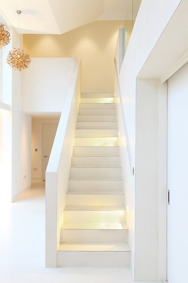 Interior Ladder Stair Design: Coach House By Pascoe Interiors