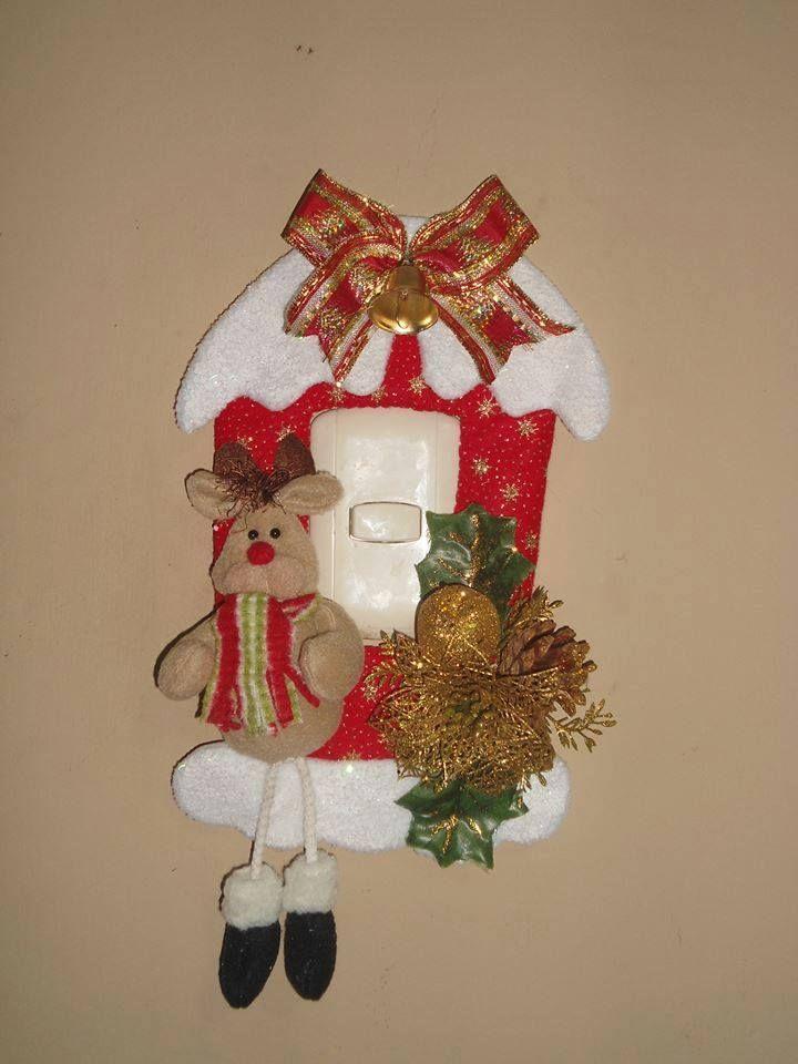 Blog voltado artesanato em geral molde para sillas - Blog decoracion navidad ...