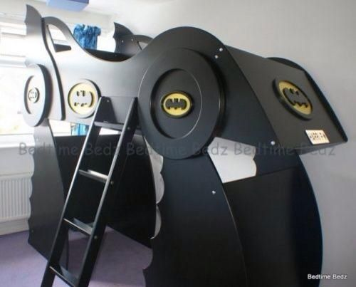 OMT ITZ A HAWT BAT MAN CAR BED I NEED A STUPENDOUS BED LIKE THIS TO MAKE OUT IN!!!!!!!