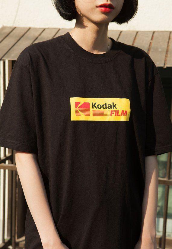Kodak Retro Shirt - Camera Photography Film Polaroid T-Shirt