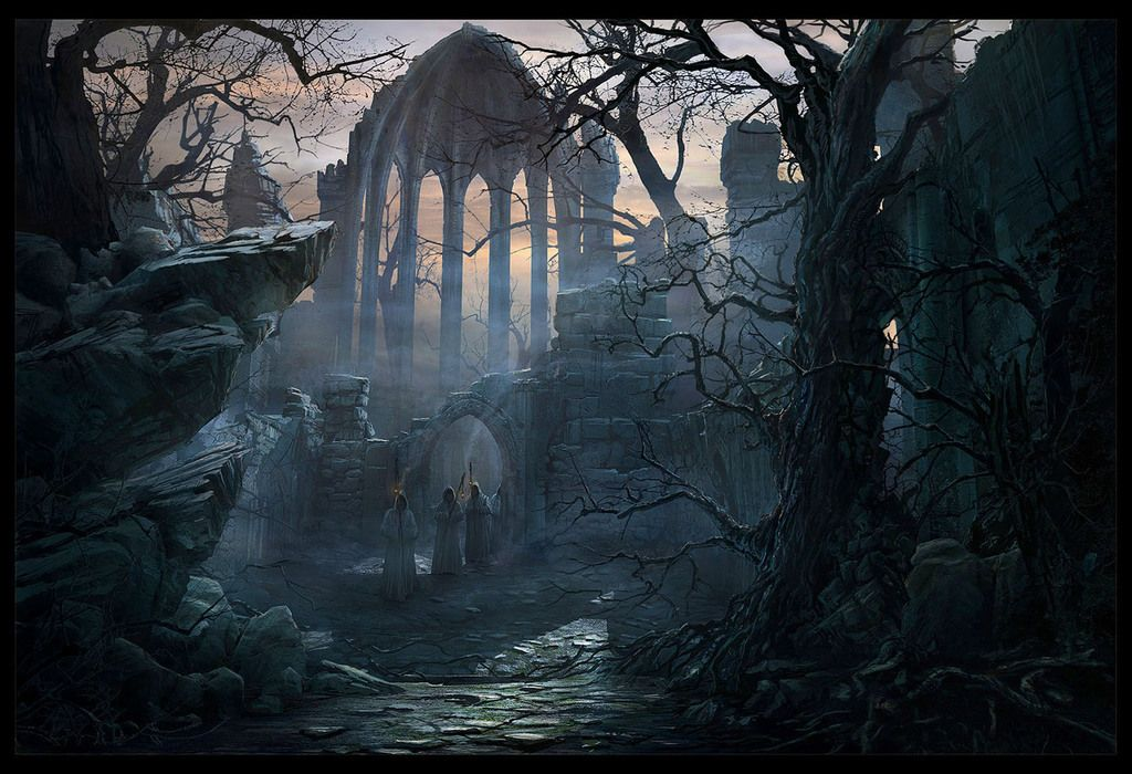 FREE WALLPAPERS DARK PLACES | Gothic Art Gallery / Gothic Places