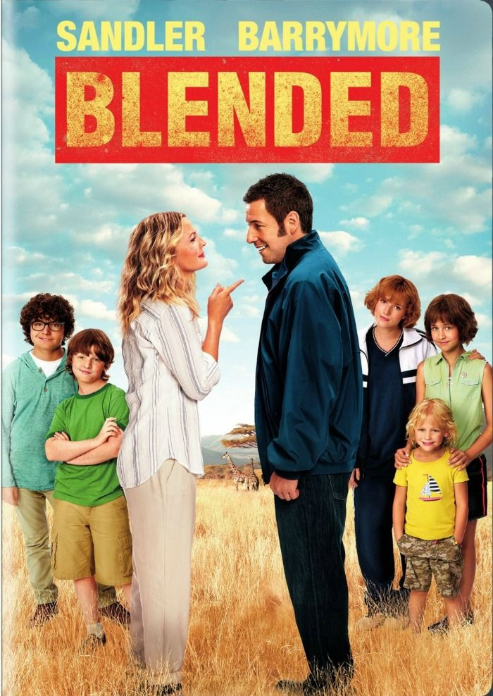 Family Movie Review Blended Tidbits Of Experience Blended Movie Adam Sandler Family Movie Reviews