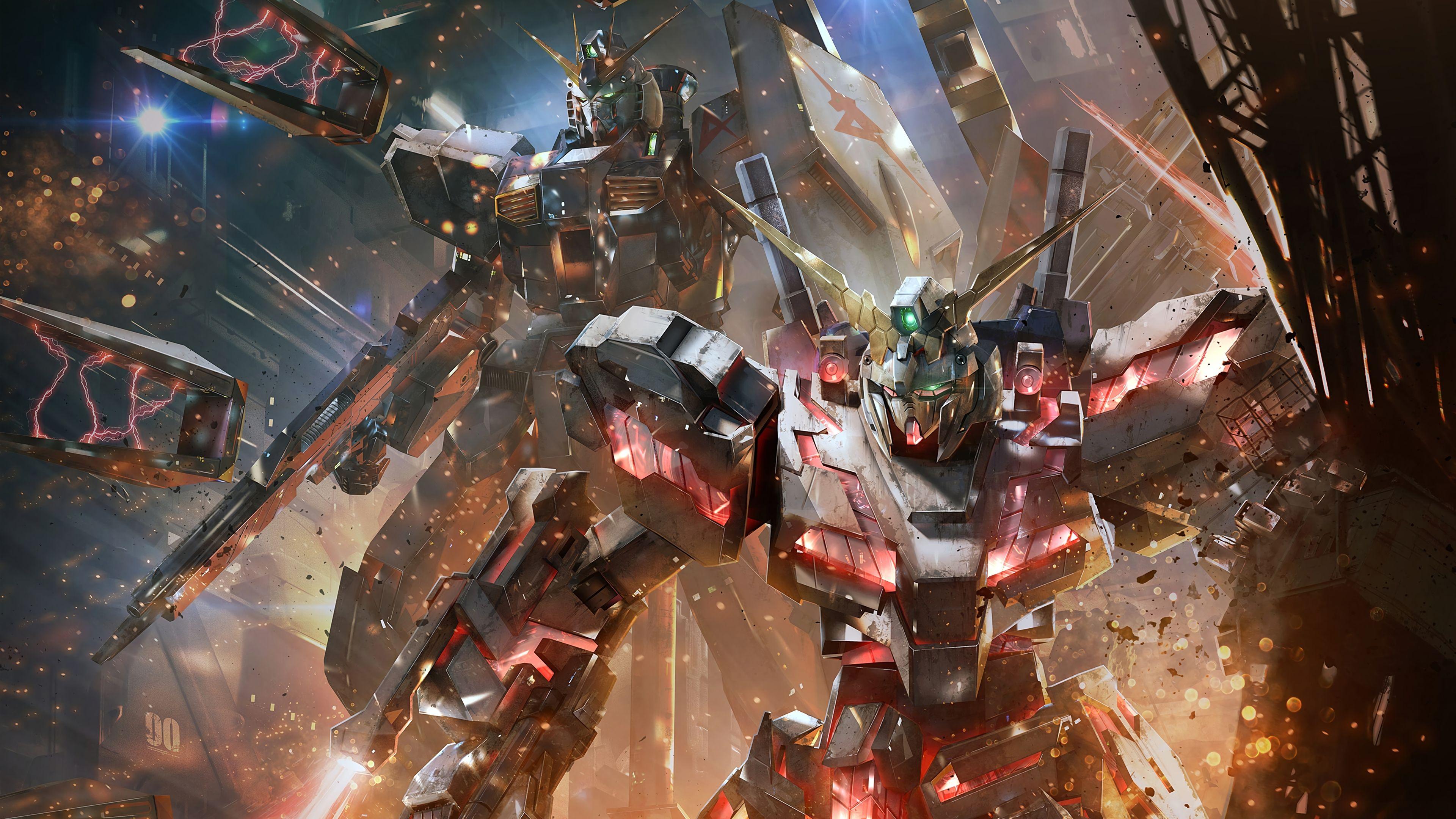 Awesome Gundam Versus 4K PlayStation 4 (PS4) Game