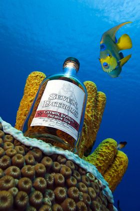 Seven Fathoms Rum, Grand Cayman