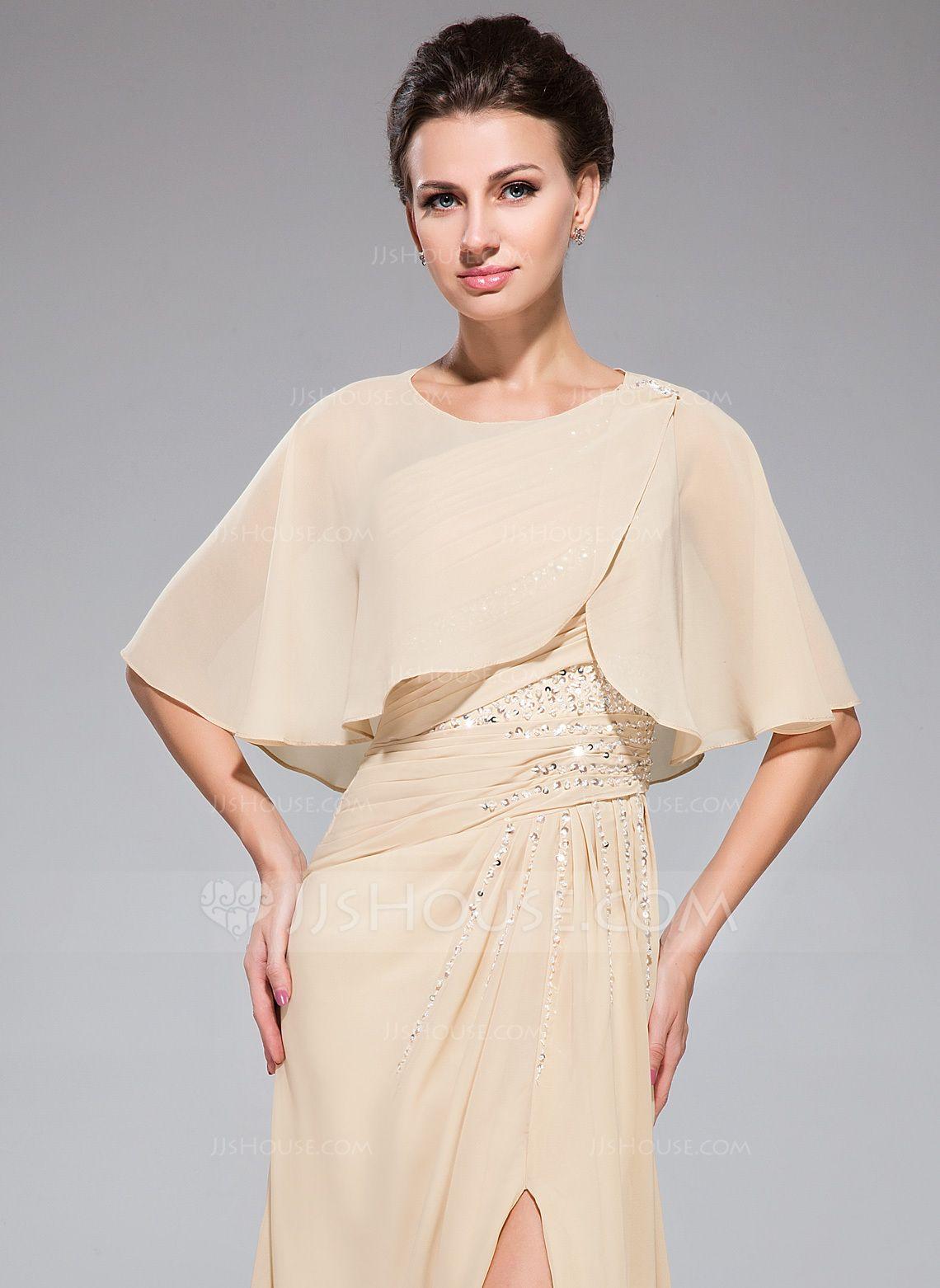 Chiffon Special Occasion Wrap (013052090) - JJsHouse Wedding Dress Bolero 2883f4af28f9