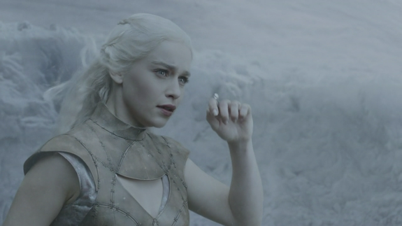 'Game of Thrones' fan theory predicts another epic dragon