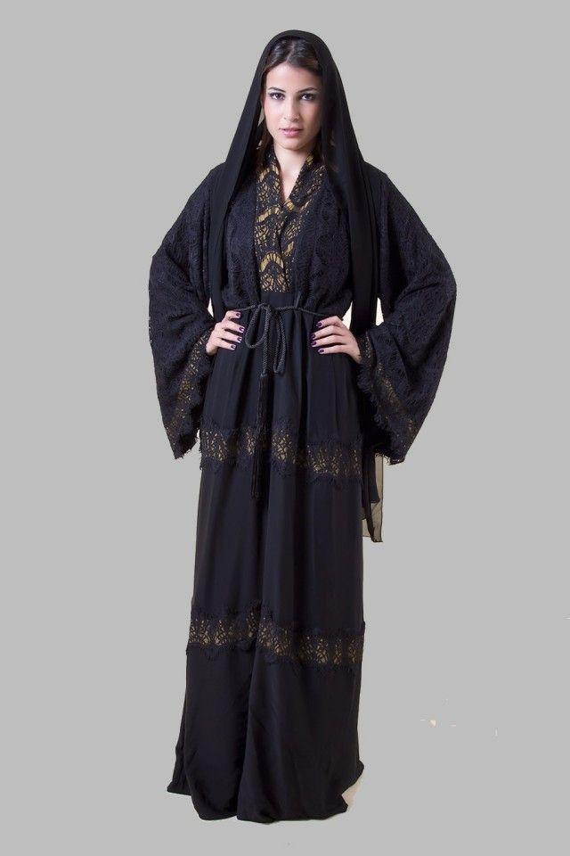 ab3932dc3eda Abaya Dress Pattern 1 | Projects to Try | Fashion dresses, Abaya ...