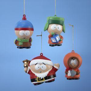 South Park santa - for cake pop ideas