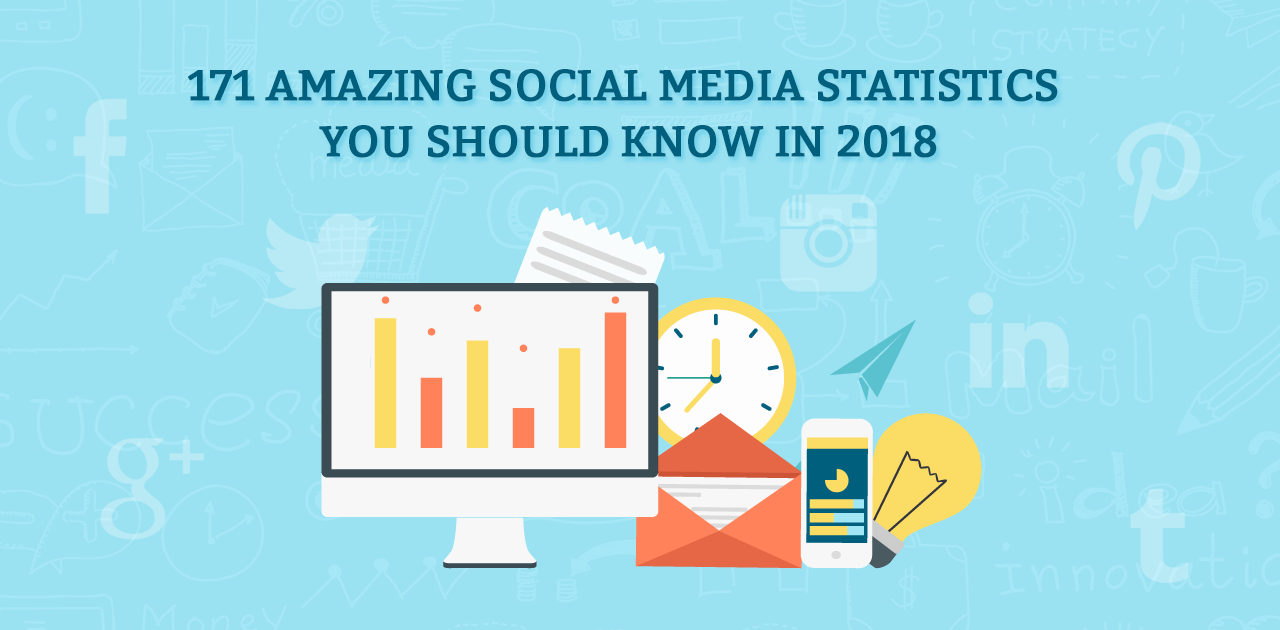 171 Amazing Social Media Statistics You Should Know in 2018   Social ...