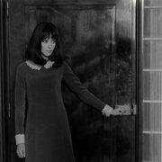 Still of Anna Karina in Alphaville (1965)
