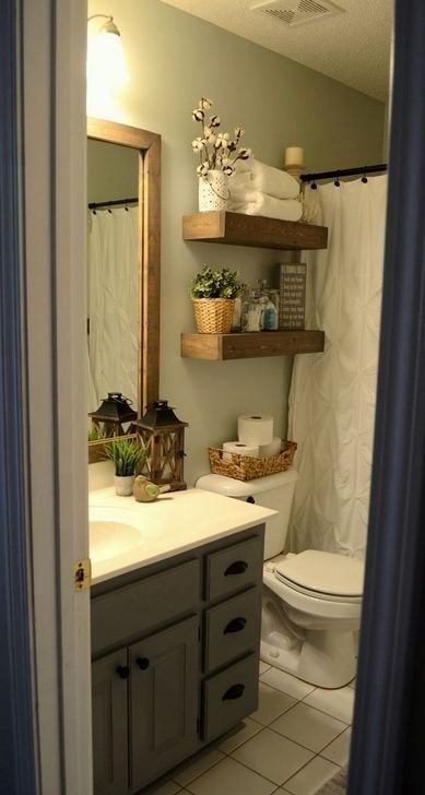 Bathroom Remodel Ideas Beautiful Bathrooms Add So Much Value To A House So If You Ve Been Thinkin Small Bathroom Makeover Restroom Remodel Bathrooms Remodel