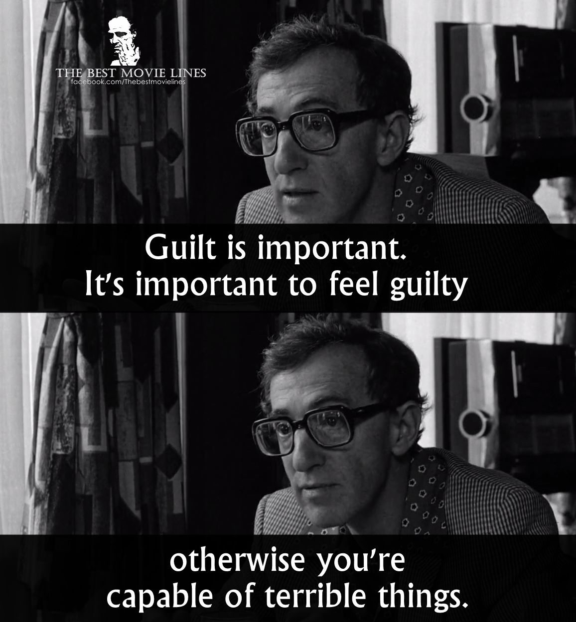 Quotes About Love: Woody Allen In Broadway Danny Rose (1984)