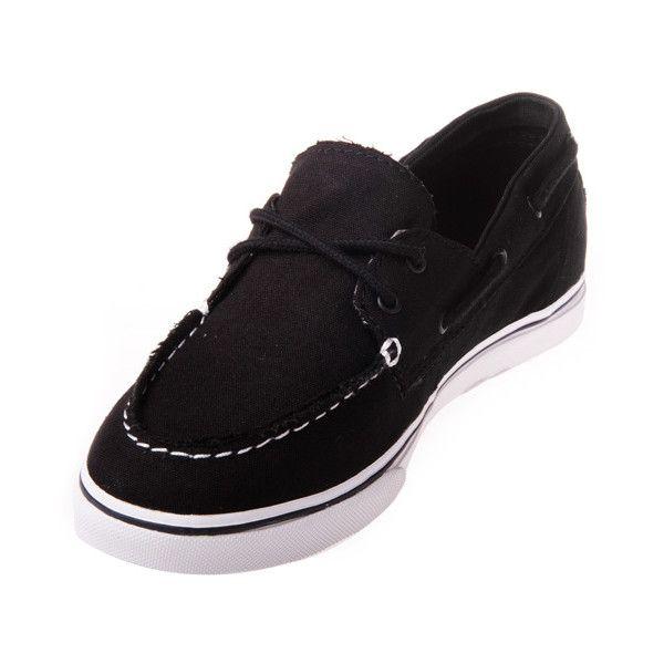c239a7bba0 Vans VN-0NLK6BT Zapato Lo Pro Black True White via Polyvore