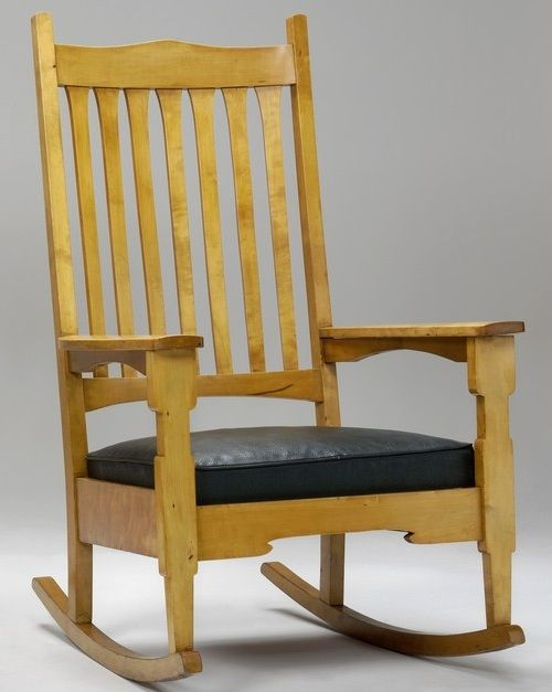 Ordinaire Old Swedish Rocking Chair Brown Leather Chairs, Outdoor Rocking Chairs,  Leopard Print Chair,