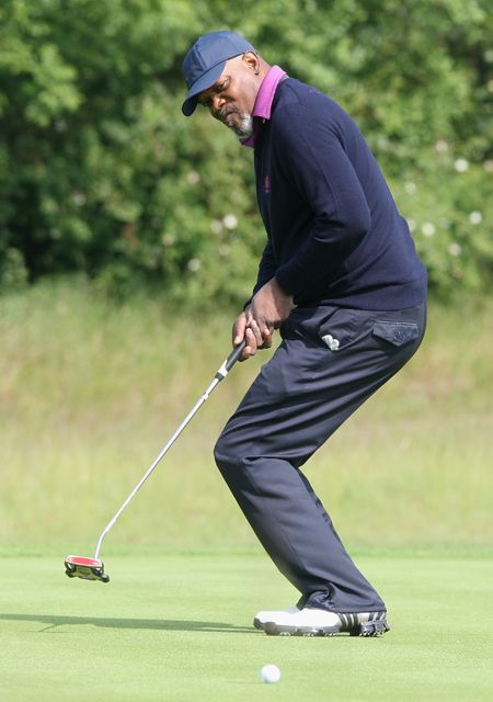 Samuel L Jackson Golf Inspiration Golf Fashion Mens Golf Fashion