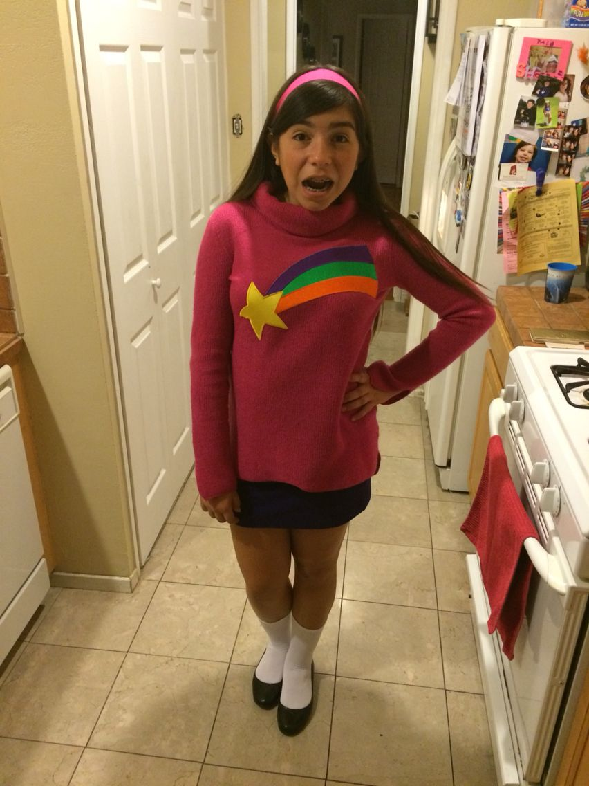 my mabel pines halloween costume
