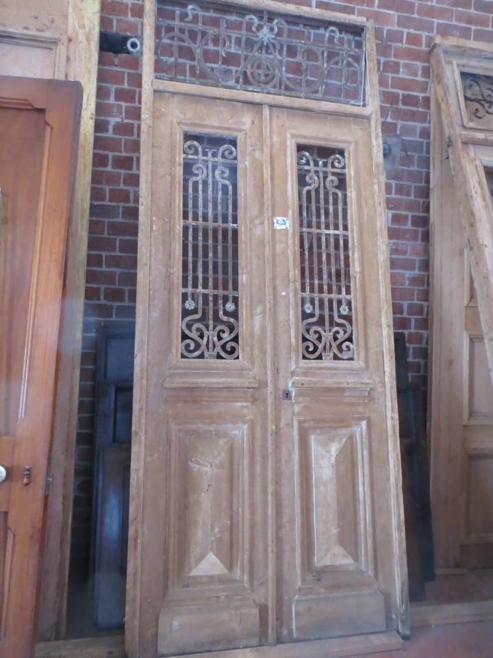Geelong - Melbourne - Antique Doors & Architecture : French rustic pine and  wrought iron doors - Geelong - Melbourne - Antique Doors & Architecture : French Rustic