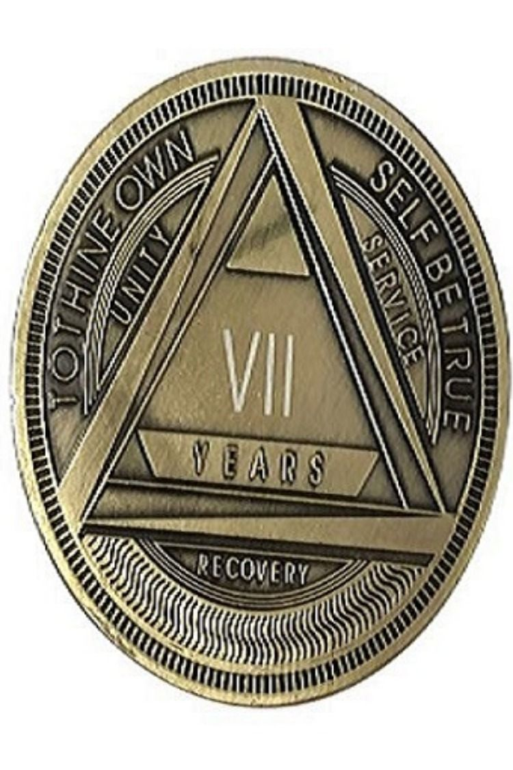 AA Chips 1 Year AA Chip /& 1-50 AA Coins White AA Medallions Recovery Gifts