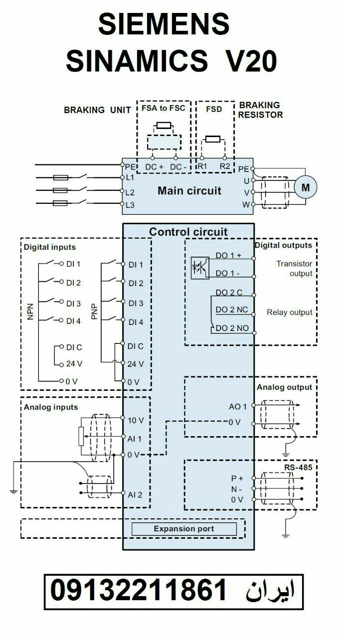 09132211861 مهندس محمدیان تعمیر اینورتر اینورتور اینور تور درایو کانورتر کانورتور Circuit Diagram Control Board Wiring Power Diagram Siemens Floor Plans